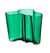 Aalto vas 16cm Smaragd