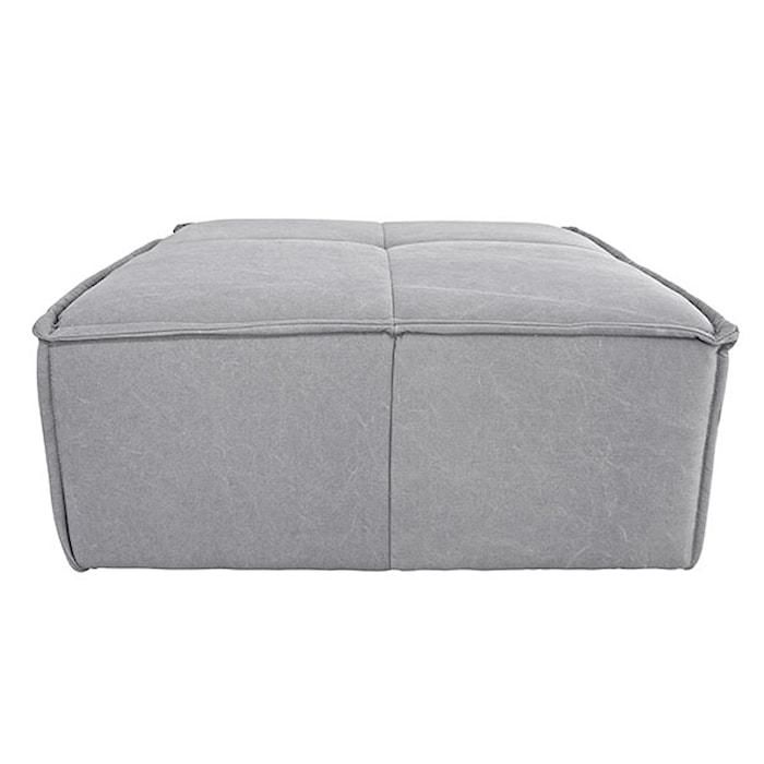 Cube Sofa hocker Lysegrå