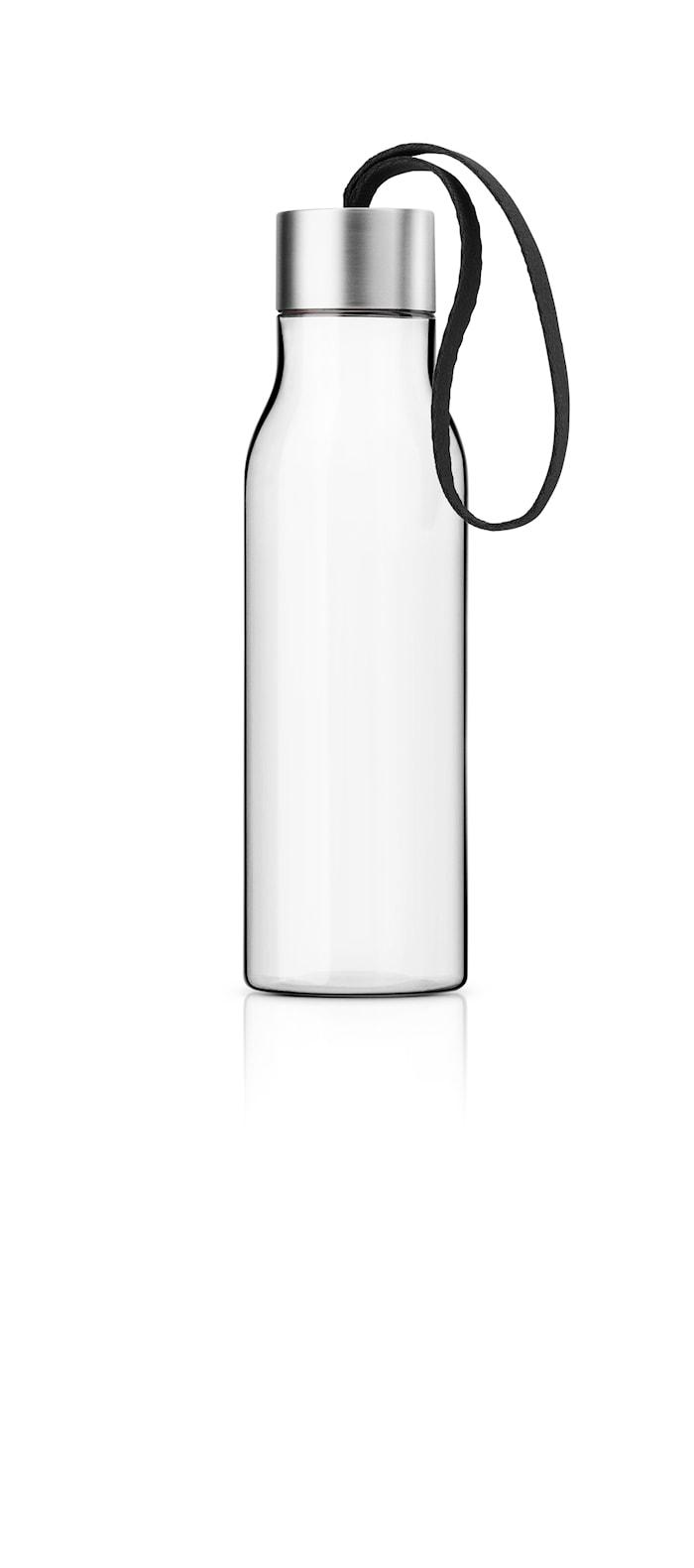 Dricksflaska 0,5L Svart