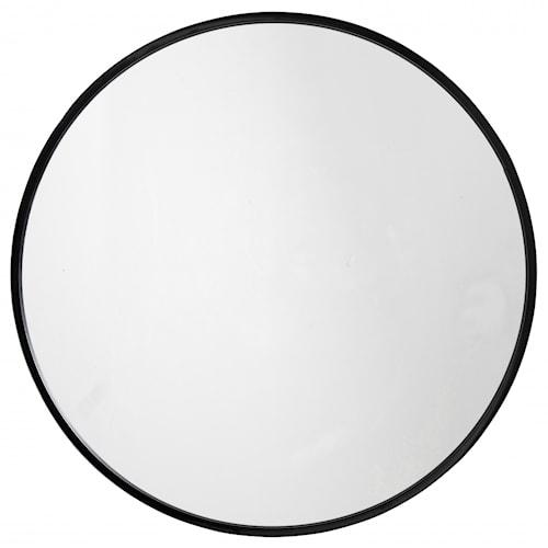 Spegel Iron black