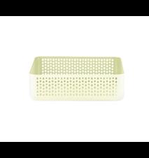 Nic Nac Förvaring Lime 22,5x22,5x6 cm