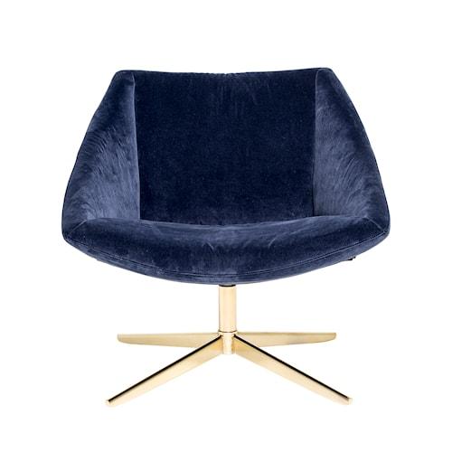 Fåtölj Elegant - Blå