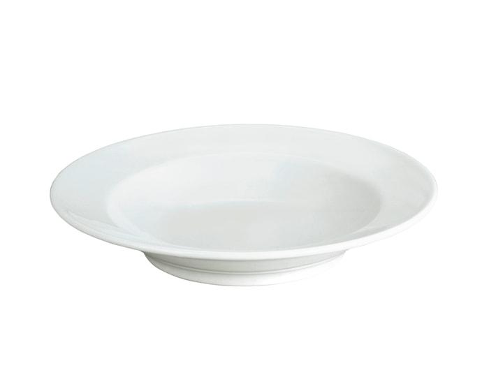 Sancerre Pastatallrik 28 cm Vit