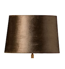 Lola 33 cm lampskärm - Gold