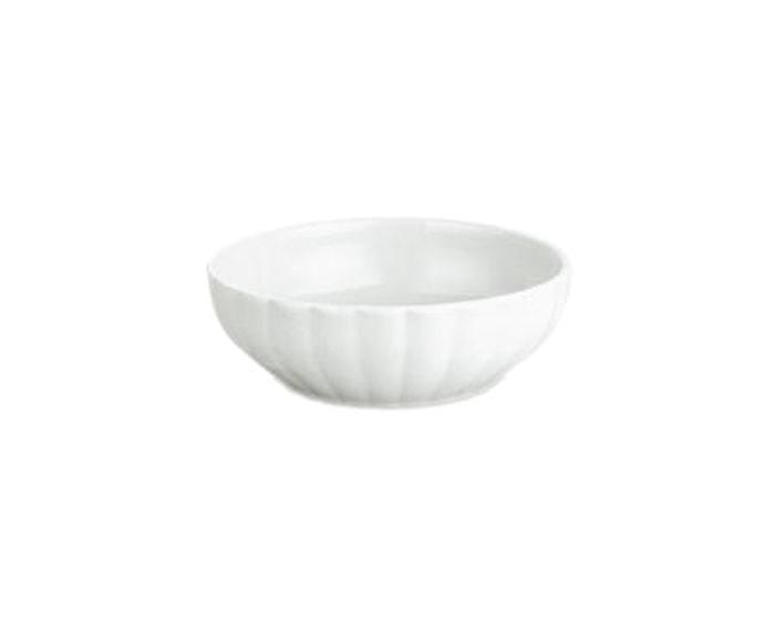Sorbetskål/grapefruktskål vit