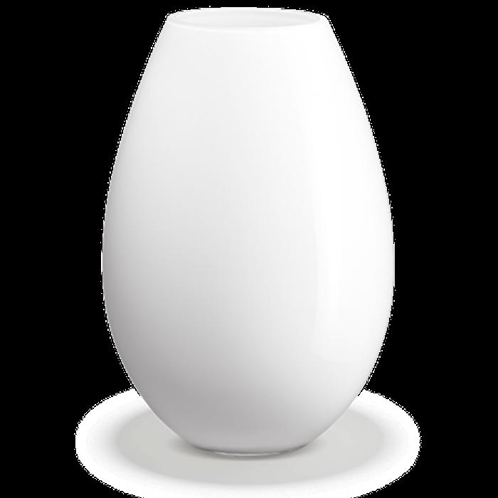 Cocoon Gulvvase, Hvid, H 45 cm