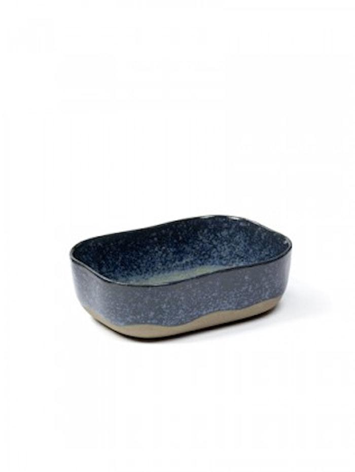 Merci ekstra dyb tallerken N°6 - blågrå