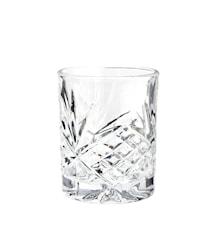 Drikkeglass I Glass Ø 8 cm