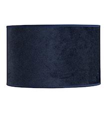 Cylinder Lampskärm Medium Opulence blue