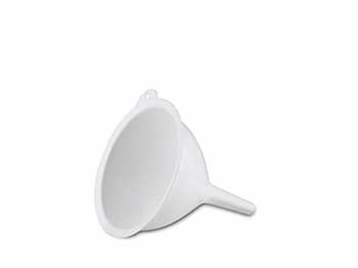 Tratt Plast Vit 14 Cm