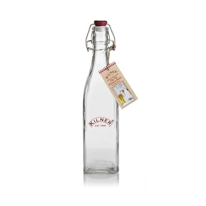 Flaske med bøylelokk 250 ml