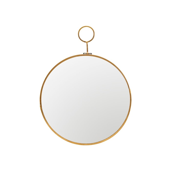 Spegel Loop Mässing