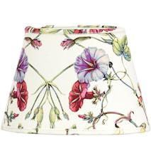 Lampskärm Oval Classic Blomster