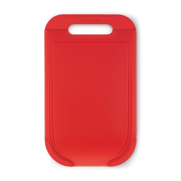 Skärbräda (M) Röd