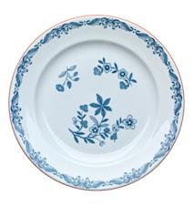 Ostindia plate 21 cm