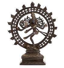 Shiva M 23 cm - Sort