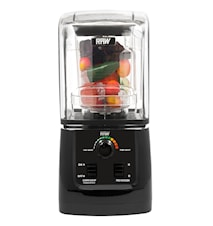 RAW Professionell Blender Ljudisolerad