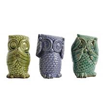 OWL, s/3, no see, hear, speak