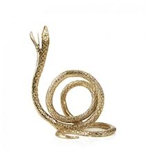 Ljusstake Serpentis Mässing