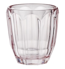 Vattenglas Gail Rosa