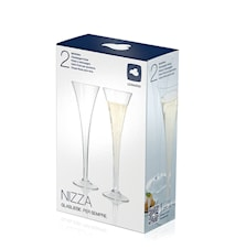 Nizza Champagneglas 2-pack 20cl