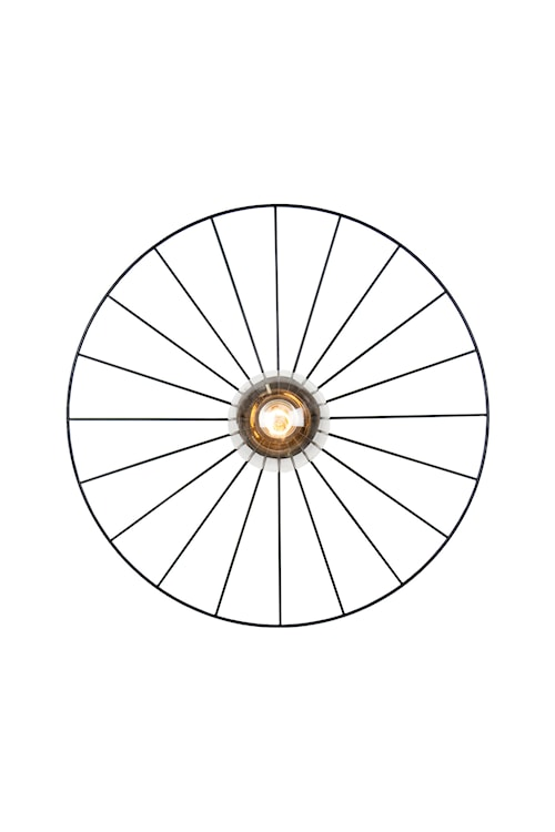Plafond Wheel - Svart