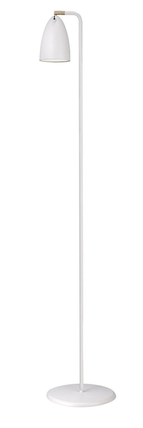 Nexus 10 golvlampa - Vit