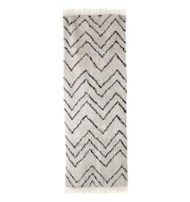 cotton zigzag runner (75x220)