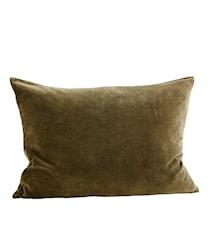 Kuddfodral 70x50 cm Oliv