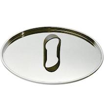 Lock Rostfritt stål Ø 24 cm