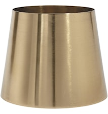 Mia Metall Lampskärm Guld 24cm