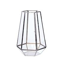 Lanterna Small ø21xh31 cm - Svart