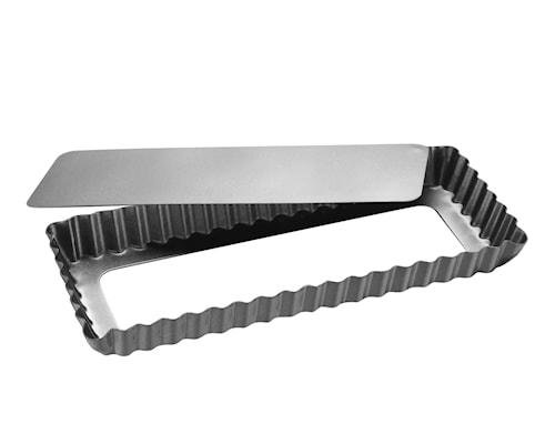 Sølvtop Tærteform 35x11cm Sølv
