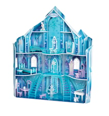 Disney Frozen Snowflake Mansion nukkekoti