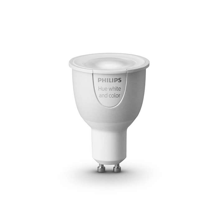 Philips Hue White and Color GU10-Lampe
