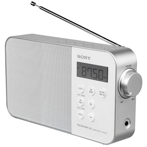 Radio FM/SW/MW/LW Vit