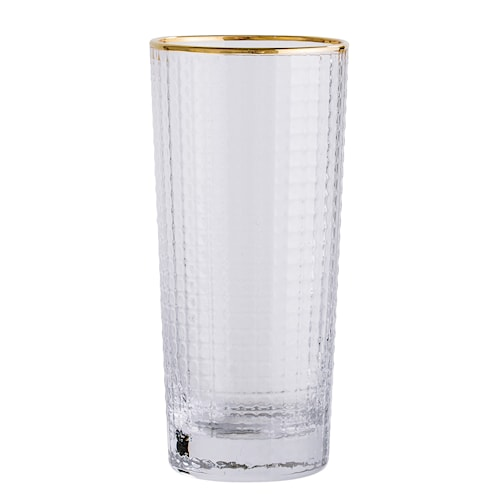 Drikkeglass Klar 6,5x13,5