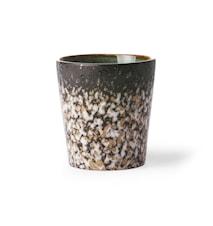 70's Keramik Krus Brun 20 cl