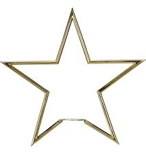 Tindra Star Guld 35cm