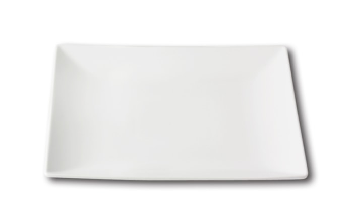 Quadro stoneware Fat 21x21 cm