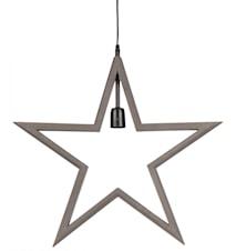 Farm Stjärna Grå 59cm