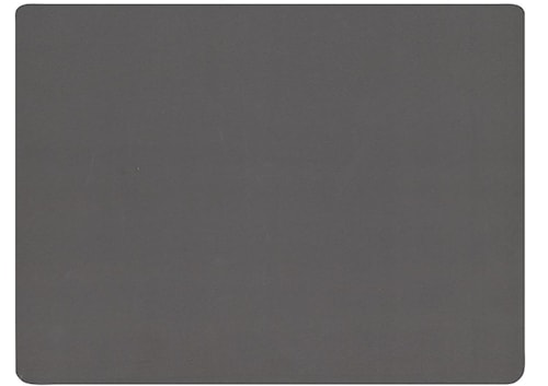 Bordsduk 40x30 Gummi Mörkgrå