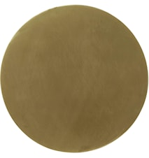 Fullmoon Vägglampa Blekt Guld 25cm