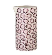 Maya Milk Jug, Purple, Stoneware