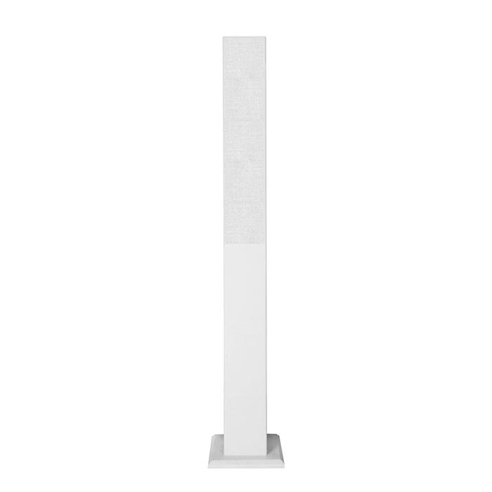 Högtalartorn Bluetooth White