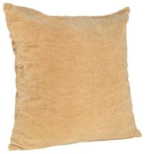 Pudebetræk 50x50 cm - Honning