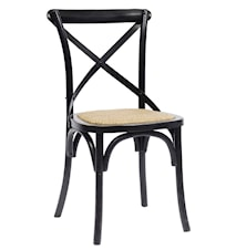 Dinner chair X - Brun