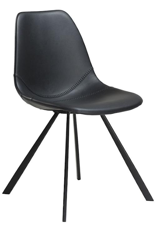 Pitch stol – Svart /svart