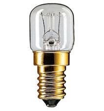 Fashion Ugnslampa E14 Päron 15W 10st