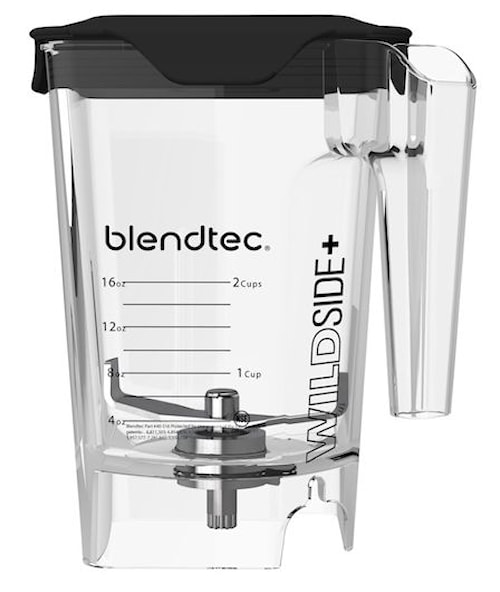 Blendtec Mini Wildside jar